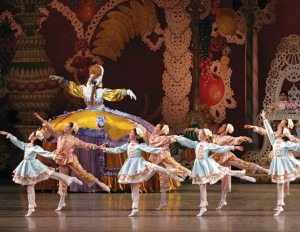 Mother Ginger and the Polichinelles (New York City Ballet)