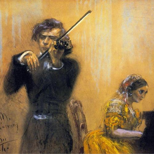 Unsung Concertos <br/>Robert Schumann: <em>Violin Concerto</em>, WoO 23
