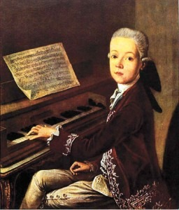 young-mozart