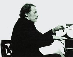 Glenn Gould Credit: Wikipedia