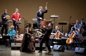 Silk Road Ensemble Credit: Max Whittaker 2011