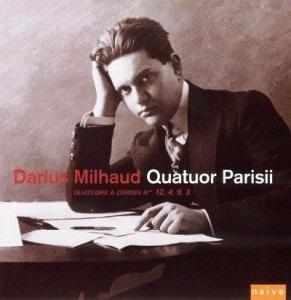 Darius Milhaud (1892-1974)