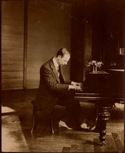 Forgotten Pianists: Egon Petri