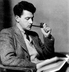 The young Gerald Finzi
