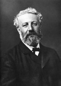 Jules Verne, by Nadar (ca. 1878)