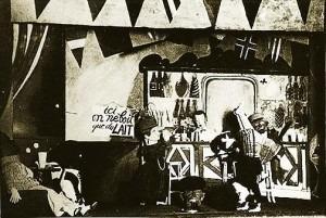 Milhaud – Le boeuf sur le toit, 1920