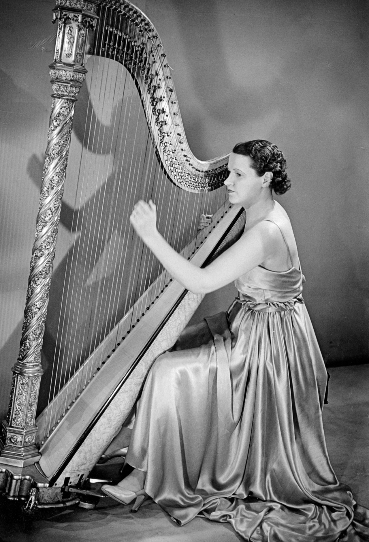Musical Giants of the 20th Century: Harpist, Mandolin and Banjo