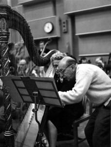 Sidonie and Stravinsky