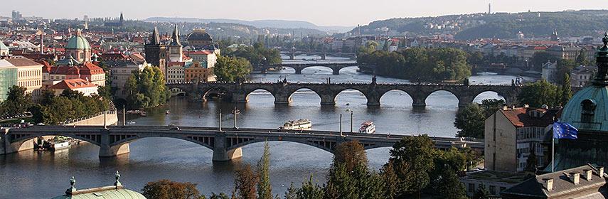 Vltava-River-Prague a