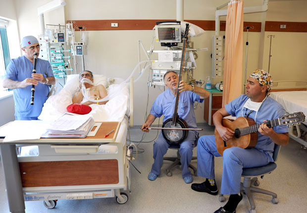 Music, Medicine and Happiness
