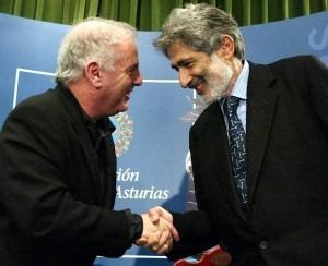 Daniel Barenboim and Edward Said