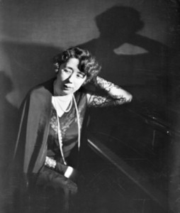 Marguerite Long in 1920