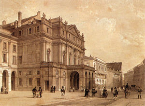 La Scala Credit: Wikipedia