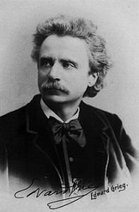Edvard Grieg (1847-1907)