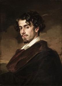 Gustavo Adolfo Bécquer, by Valeriano Bécquer (1862)