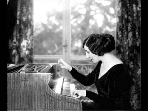 Forgotten Pianists: Wanda Landowska