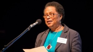 Eleanor Alberga spoke about 'a hesitancy or even condescension in welcoming black people as part of the classical music family' Credit: Guy Levy
