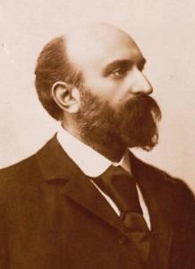Ernest Chausson, by Guy & Mockel, Paris (ca. 1897)