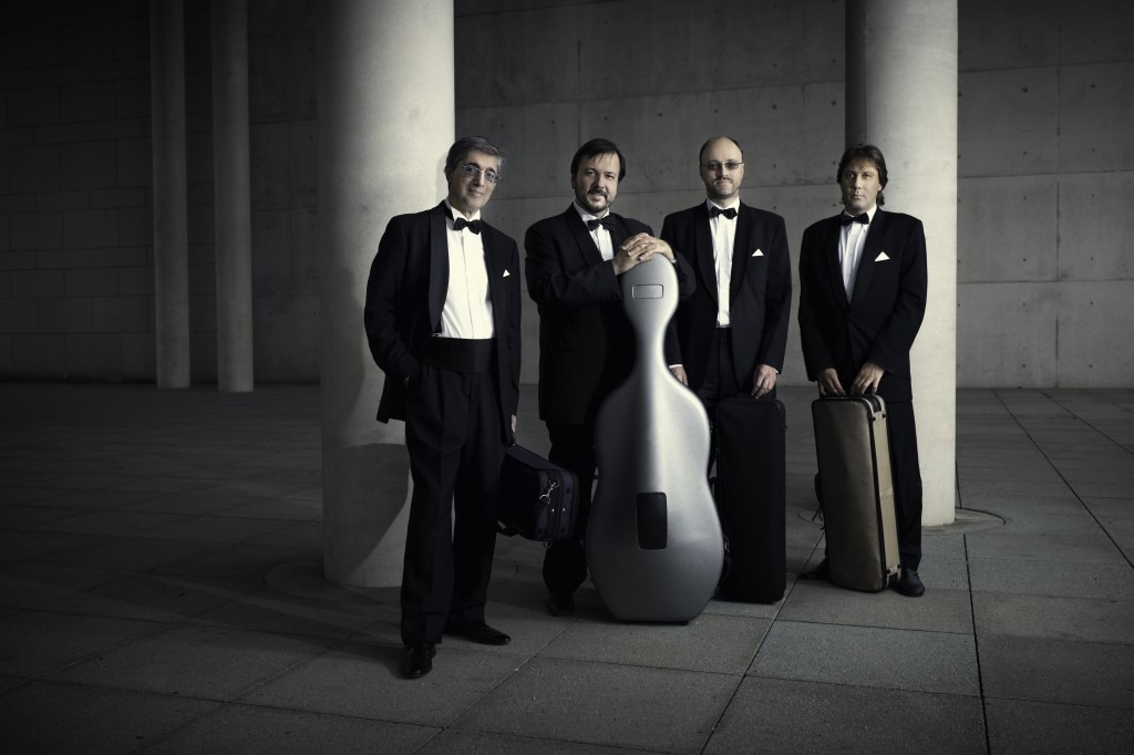 Musical Giants of the 20th Century: String Quartet