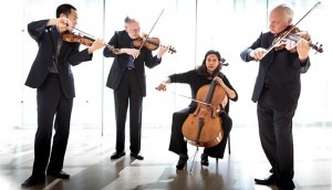 Juilliard String Quartet Credit: http://www.juilliardquartet.org/