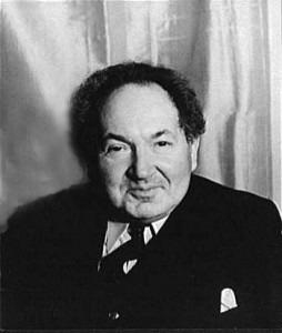 Leopold Godowsky in 1935 (photograph by Carl Van Vechten)