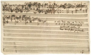 The Unfinished Fugue