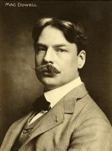 Edward MacDowell in 1921