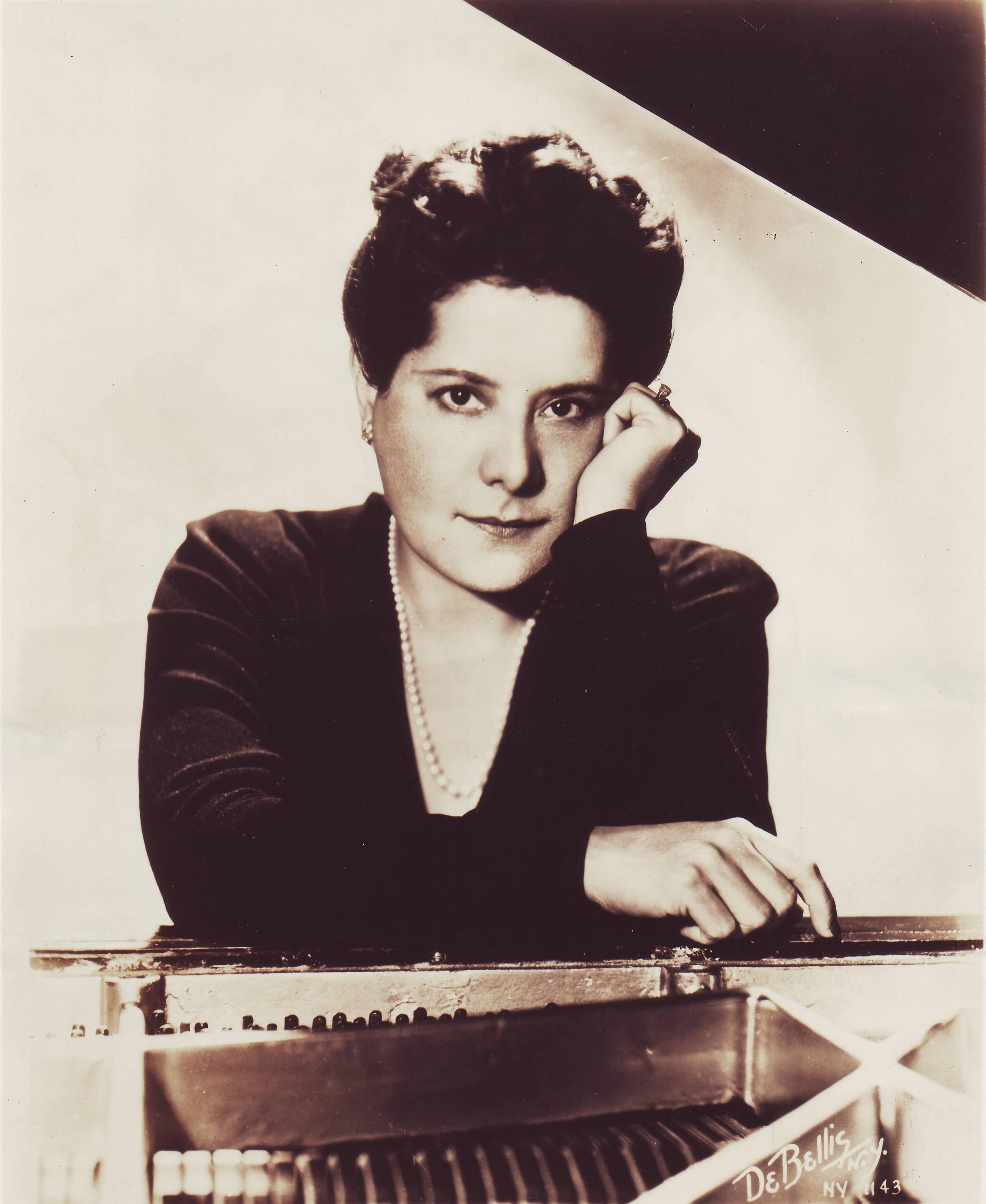 Forgotten Pianists: Guiomar Novaes