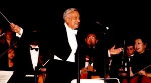 Mehli Mehta Credit: Mehli Mehta Music Foundation