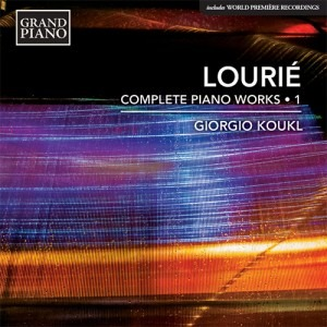 lourie complete piano works