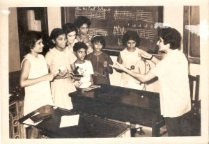 Jini Dinshaw Credit: Bombay Chamber Orchestra