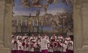 The Sistine Chapel Choir Photograph: PR