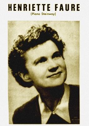 Forgotten Pianists: Henriette Faure
