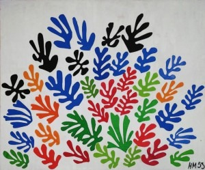 Matisse – Cut-Outs, 1953