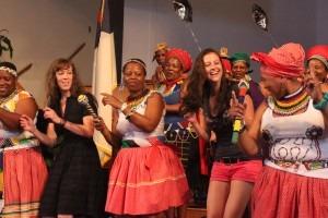 Neeta Serenade Washington D.C. Choral Festival An African workshop