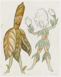Rivera – Tobacco and Cotton (Moma)