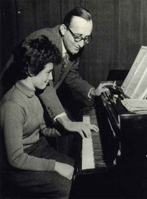 The Sorcerer's Apprentice <br/>Friedrich Gulda and Martha Argerich