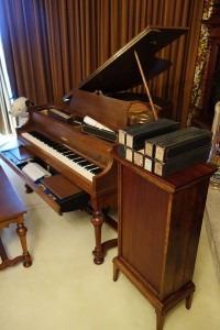 Ampico reproducing piano (Bayernhof Music Museum)