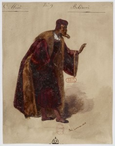 Prosper Dérivis as Balducci