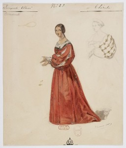 Julie Dorus-Gras as Théresa