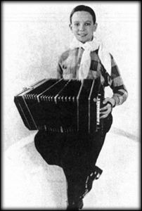 Youthful Piazzolla