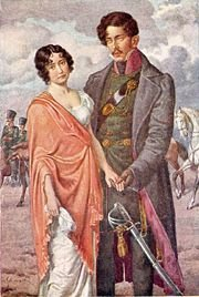 Antonie Adamberger and Theodor Körner