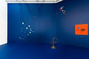 "Calder exhibit ""Hypermobility"" at the Whitney Museum, New York"