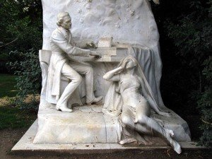 Chopin and his Muse