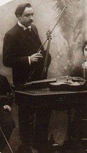 Henri Casadesus, c 1900