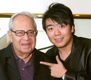 Gary Graffman and Lang Lang