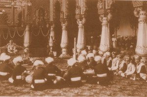 Concert at Mysore Palace.Source: Wikimedia Commons