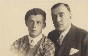 Homocrónicas - Karol Szymianowski y Aleksander Szymielewicz