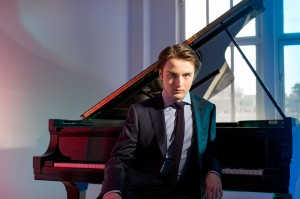 Daniil TrifonovCredit: Dario Acosta/Deutsche Grammophon
