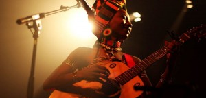 Fatoumata Diawara's music was used in the researchCredit: Zoe Klinck